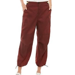 NWT Free People Ripple Sport nylon pants, Size XS